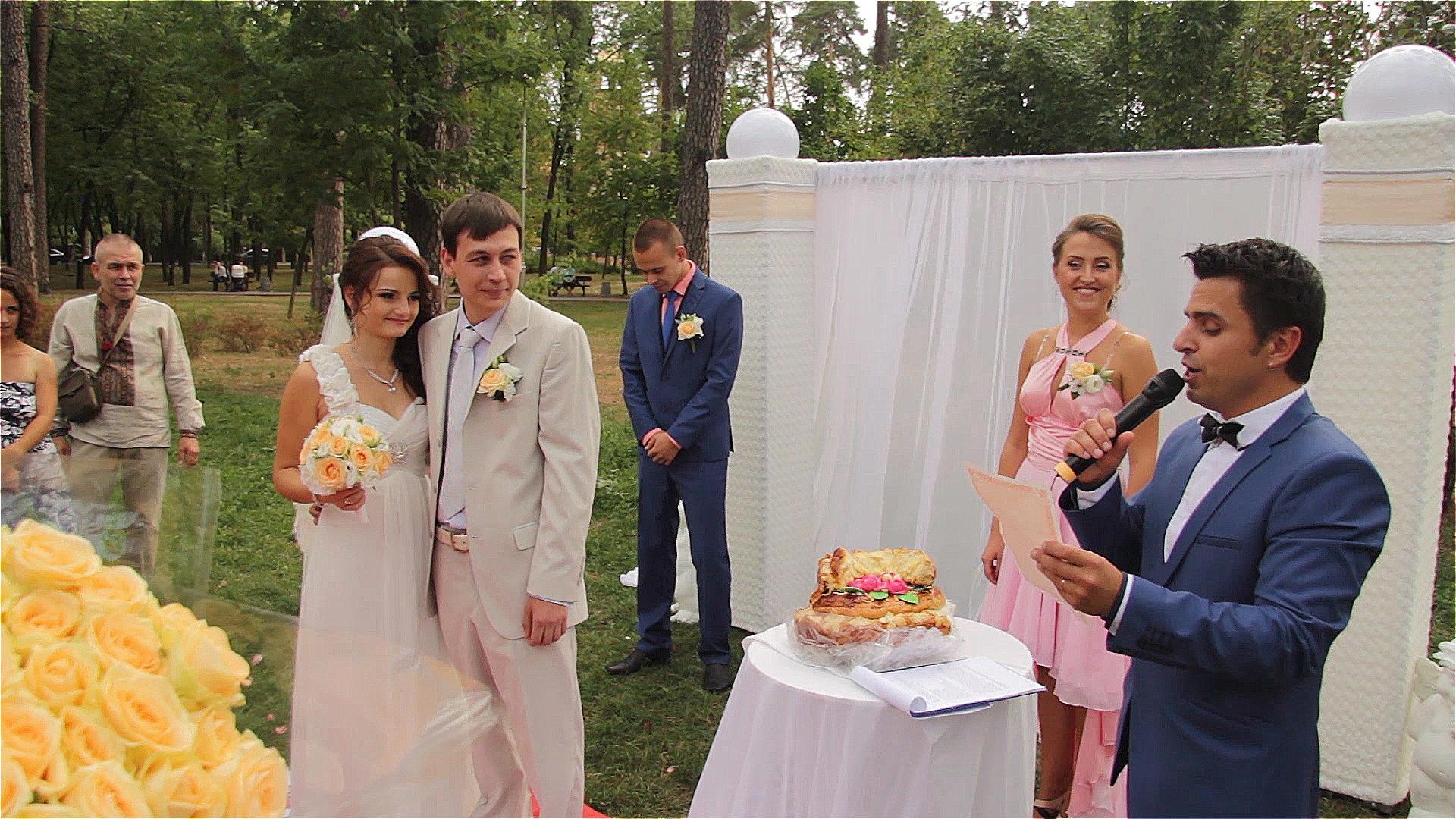 Лучшее свадебное видео. Примеры оформления свадебных